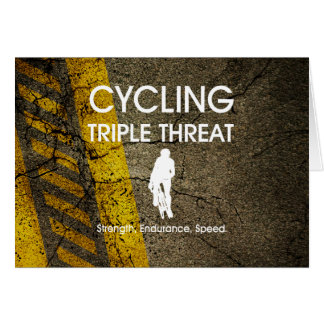 TOP Cycling Triple Threat Card