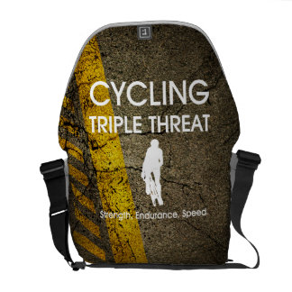 TOP Cycling Triple Threat Commuter Bag