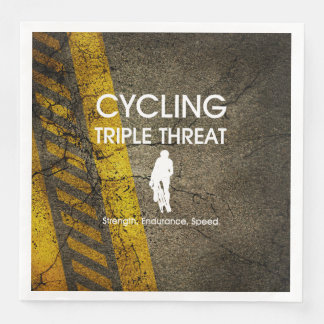 TOP Cycling Triple Threat Disposable Napkin