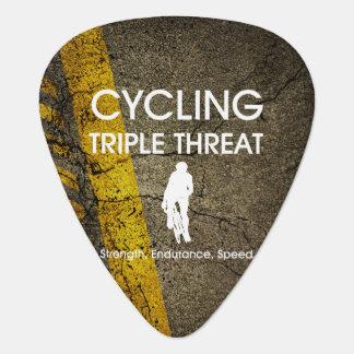 TOP Cycling Triple Threat Plectrum