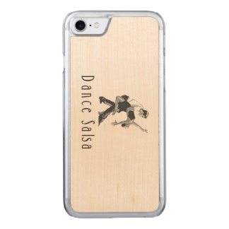 TOP Dance Salsa Carved iPhone 8/7 Case