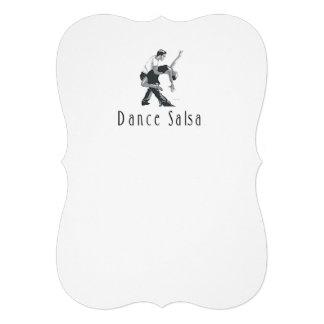 TOP Dance Salsa Personalized Announcements