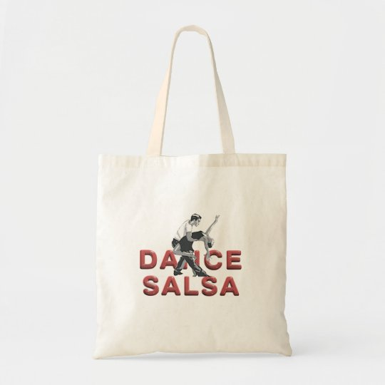TOP Dance Salsa Tote Bag