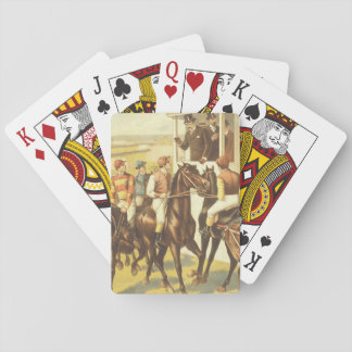 TOP Derby Day Playing Cards