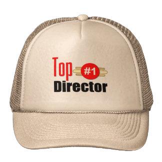 Top Director Mesh Hat