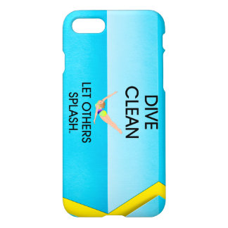 TOP Dive Clean iPhone 8/7 Case