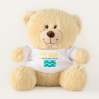 TOP Dive Clean No Ripples Teddy Bear