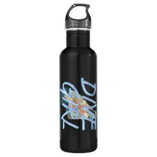 TOP Dive Girl 710 Ml Water Bottle