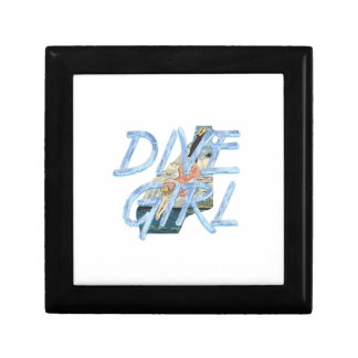 TOP Dive Girl Gift Box