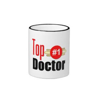 Top Doctor Ringer Mug