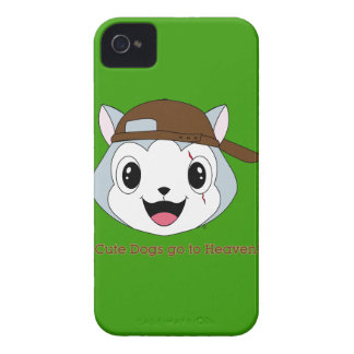 Top Dog™ 4/4S Case-Mate Barely There™ iPhone 4 Cases
