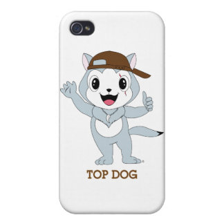 Top Dog Cases For iPhone 4