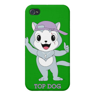 Top Dog™ Cover For iPhone 4