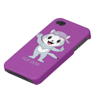 Top Dog iPhone 4 Cover