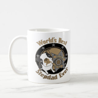 Top Dog Stepdad Coffee Mug