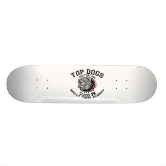 TOP DOGS [4] 19.7 CM SKATEBOARD DECK