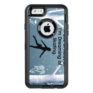 TOP Dreaming of Skating OtterBox Defender iPhone Case