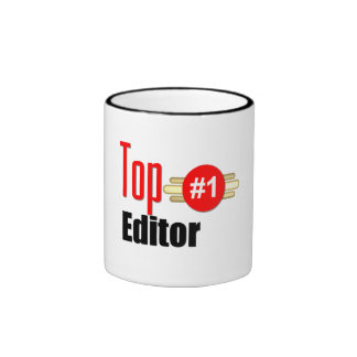 Top Editor Coffee Mug