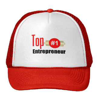 Top Entrepreneur Mesh Hat