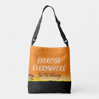 TOP Exercise Everywhere Crossbody Bag