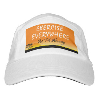 TOP Exercise Everywhere Hat