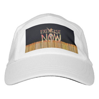 TOP Exercise Now Hat