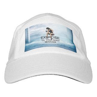 TOP Exercise Til Body Behaves Hat