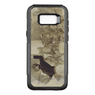 TOP Fencing OtterBox Commuter Samsung Galaxy S8+ Case