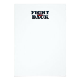 TOP Fight Back Card
