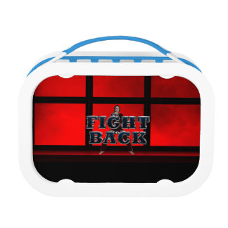 TOP Fight Back Lunch Box