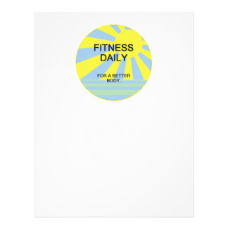 TOP Fitness Daily Flyer
