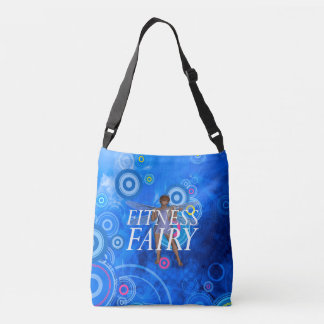 TOP Fitness Fairy Crossbody Bag