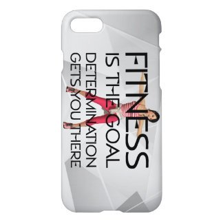TOP Fitness Goal iPhone 7 Case
