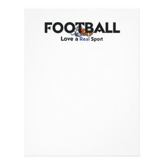 TOP Football Real Sport 21.5 Cm X 28 Cm Flyer