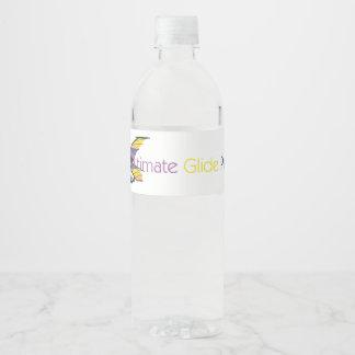 TOP Glide Path Water Bottle Label