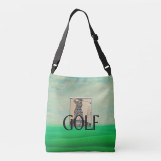 TOP Golf Old School Crossbody Bag