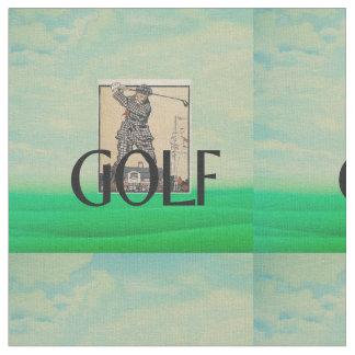 TOP Golf Old School Fabric