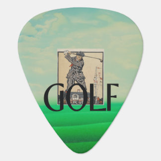 TOP Golf Old School Plectrum