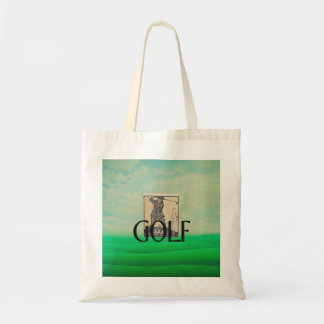 TOP Golf Old School Tote Bag
