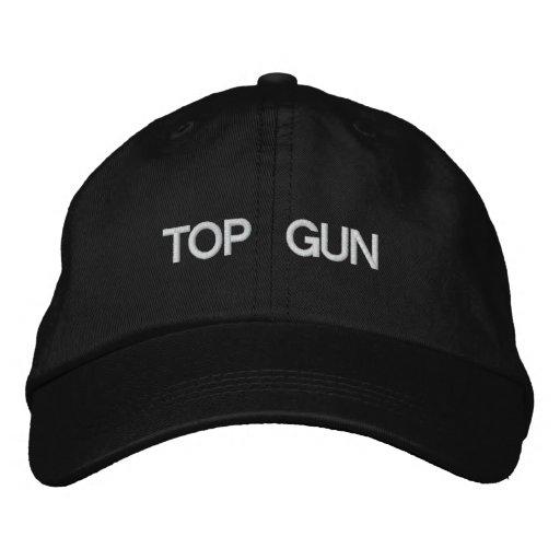 TOP GUN EMBROIDERED HAT