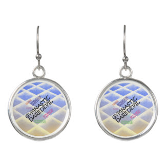 TOP Gymnastics Daredevil Earrings