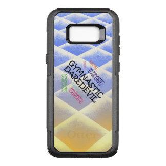 TOP Gymnastics Daredevil OtterBox Commuter Samsung Galaxy S8+ Case