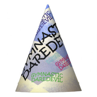 TOP Gymnastics Daredevil Party Hat