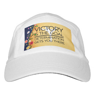 TOP Gymnastics Victory Slogan Hat