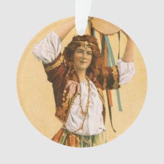 TOP Gypsy Ornament