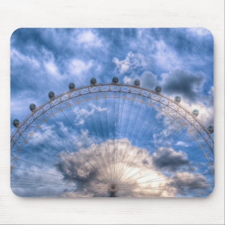 Top half of the London Eye Mouse Pad