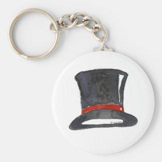 Top Hat Keychain