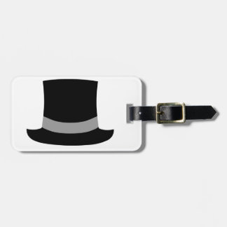 Top Hat Luggage Tag