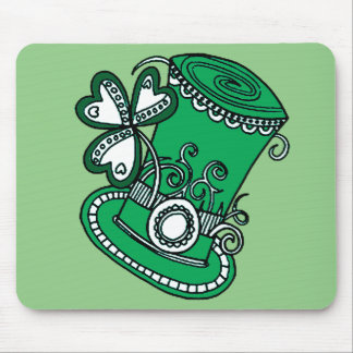 Top Hat Mouse Pad