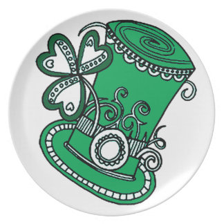 Top Hat Plate